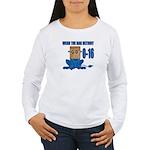 Wear The Bag Detroit Women's Long Sleeve T-Shirt
