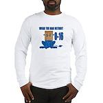 Wear The Bag Detroit Long Sleeve T-Shirt