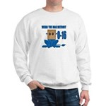 Wear The Bag Detroit Sweatshirt