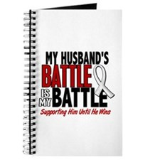 My Battle Too 1 PEARL WHITE (Husband) Journal