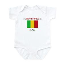 I'm Worshiped In MALI Infant Bodysuit