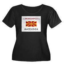 I'm Worshiped In MACEDONIA T