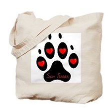 """Silky Terrier"" Tote Bag"