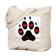 """""""Wirehaired Pointing Griffon"""" Tote Bag"""
