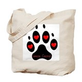 """Chinese Crested"" Tote Bag"