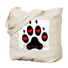 """English Cocker Spaniel"" Tote Bag"