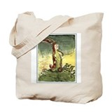 Velveteen Rabbit &amp;quot;What is Real&amp;quot; Tote Bag