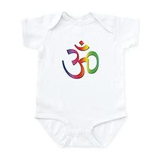 Chakra Aum Infant Bodysuit