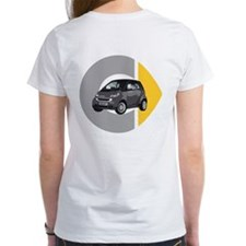 What's Your Color? Gray Smart Car Tee