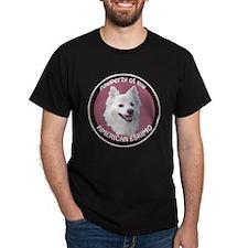 American Eskimo Pawperty T-Shirt