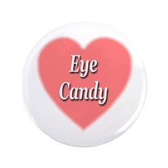 """Eye Candy 3.5"""" Button (100 pack)"""