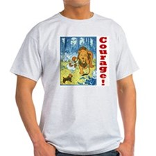 Unique Cowardly lion T-Shirt