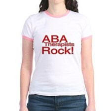 ABA Therapists Rock! T