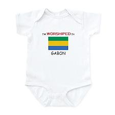 I'm Worshiped In GABON Infant Bodysuit