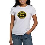 Orange Sheriff Women's T-Shirt