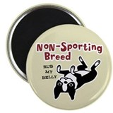 "Boston Terrier Nonsporting 2.25"" Magnet (100 pack)"