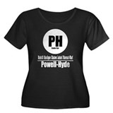PH Powell-Hyde Cable Car (Cla Women's Plus Size Sc