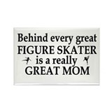 Cute Sk8 Rectangle Magnet