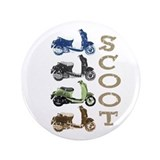"Scooter Lovin Blocks 3.5"" Button (100 pack)"