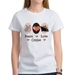 Peace Love Cruise Women's T-Shirt