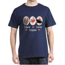 Peace Love Cruise T-Shirt