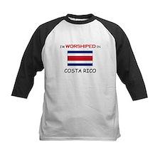 I'm Worshiped In COSTA RICO Tee