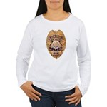 Las Vegas PD Inspector Women's Long Sleeve T-Shirt