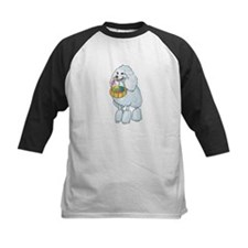 Poodle Easter Tee