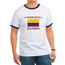I'm Worshiped In COLOMBIA T