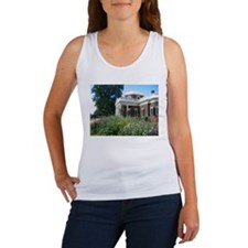 Monticello, Virginia Women's Tank Top