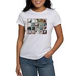 Twenty Pigeon Heads Women's T-Shirt
