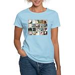 Twenty Pigeon Heads Women's Light T-Shirt