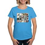 Twenty Pigeon Heads Women's Dark T-Shirt