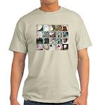 Twenty Pigeon Heads Light T-Shirt