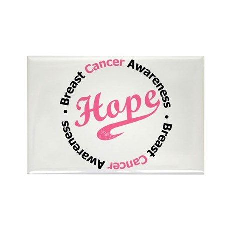 BreastCancerHOPE Rectangle Magnet