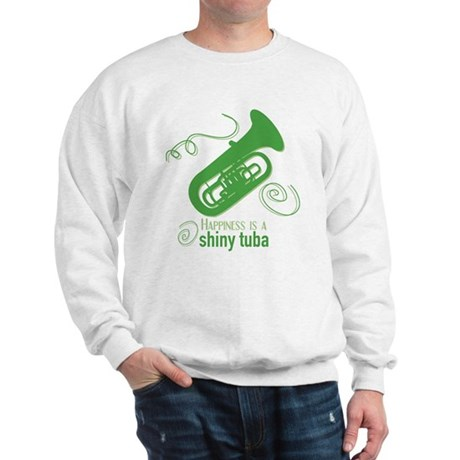 Shiny Tuba Sweatshirt