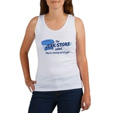 """Jerk Store"" Women's Tank Top"
