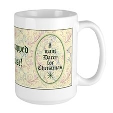 I Want Darcy for Christmas Mug