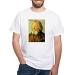 Holzochu White T-Shirt