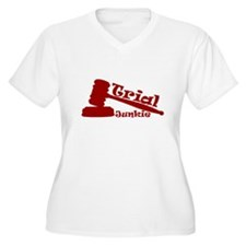 Trial Junkie (red) T-Shirt