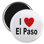 I Love El Paso Texas 2.25