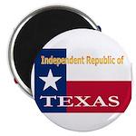 Texas-4 Magnet