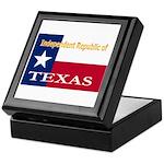 Texas-4 Keepsake Box