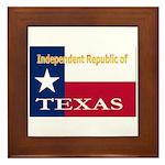 Texas-4 Framed Tile