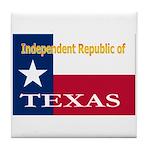 Texas-4 Tile Coaster