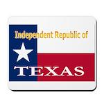 Texas-4 Mousepad