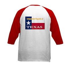Texas-4 Kids Baseball Jersey