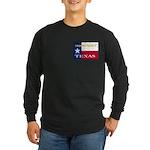 Texas-4 Long Sleeve Dark T-Shirt
