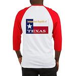 Texas-4 Baseball Jersey