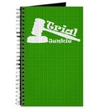 Trial Junkie (green) Journal